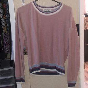 Pink longsleeved sweater